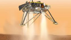 La sonde de la Nasa InSight a atterri sur