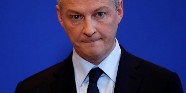 Bruno Le Maire charge
