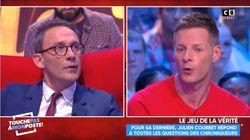 Matthieu Delormeau a ému Julien Courbet aux larmes pour sa dernière de