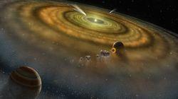 Un bébé exoplanète aurait été détecté pour la première