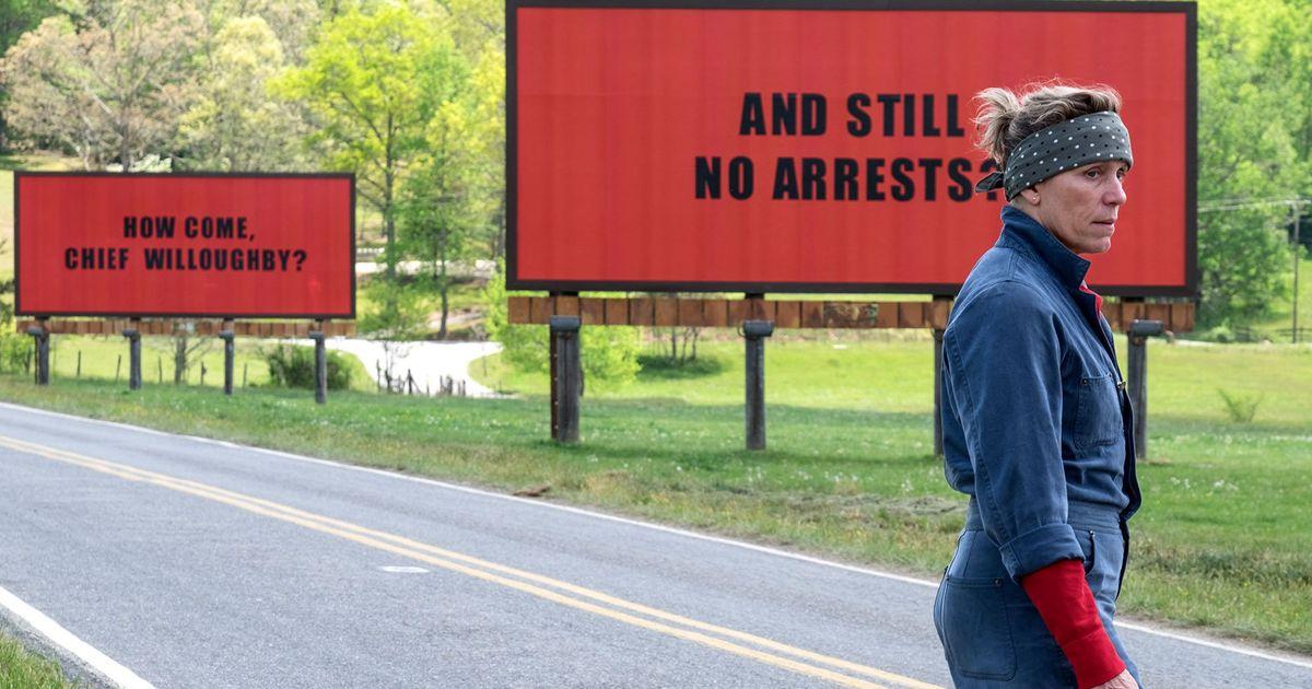Three Billboards : Les Panneaux de la vengeance — Wikipédia