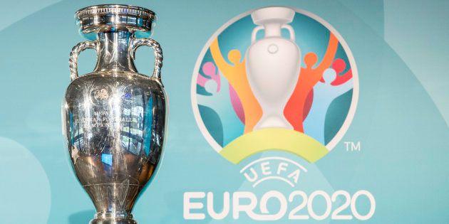 Le trophée de l'Euro 2020 présenté à Munich le 27 octobre