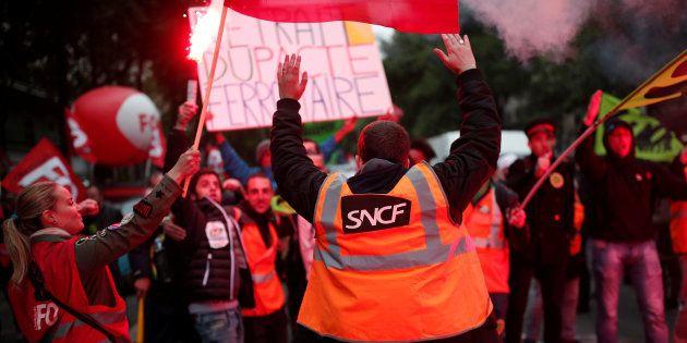 La future convention collective, raison pour laquelle la grève va continuer à la