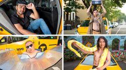 Avec ce calendrier, vous ne verrez plus les taxis new-yorkais de la même