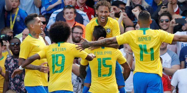 Quand on est Brésilien, on ne pense pas à jouer la Coupe du monde, on pense à la