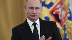 Poutine fait l'éloge de Kim Jong-Un,