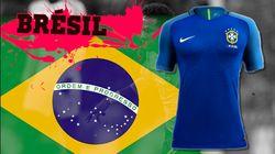 Nigeria, Pérou... découvrez tous les maillots de la Coupe du monde