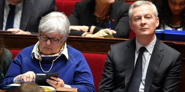 Bruno Le Maire a pris le contre-pied de sa collègue Jacqueline Gourault en assurant qu'il n'y aurait...
