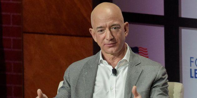 Le PDG d'Amazon aurait peut-être du s'abstenir de jouer le philanthrope