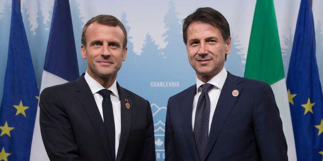 Macron et Conte se verront vendredi après deux jours de brouille