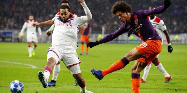 Match de Ligue des champions entre Lyon et Manchester City mardi 27