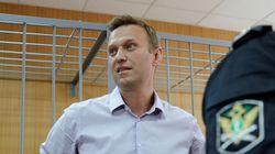 Navalny, le principal opposant au Kremlin, libéré à quelques heures du début du