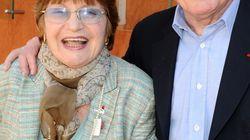 La romancière et comédienne Françoise Dorin est