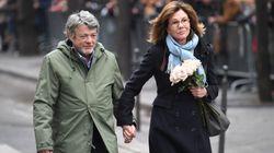 Les personnalités venues rendre un dernier hommage à France