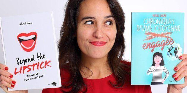 Muriel Douru est à la recherche d'un nouvel éditeur pour pallier la disparition des éditions gaies et lesbiennes, chez qui elle a sorti