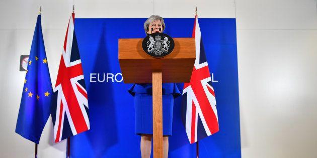 Le gouvernement de Theresa May a dévoilé ce mercredi ses différents scénarios économiques pour le