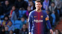 Lionel Messi toucherait plus de 100 millions d'euros par