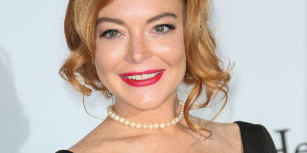 Lindsay Lohan va dessiner une île artificielle à