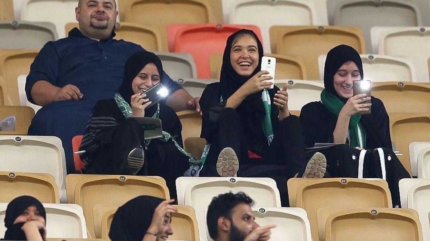 Être une femme en Arabie saoudite - Madame Figaro