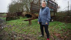 À 71 ans, Geneviève se prépare elle aussi à résister aux gendarmes à