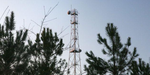 Une antenne de téléphonie mobile à Arjuzanx dans les