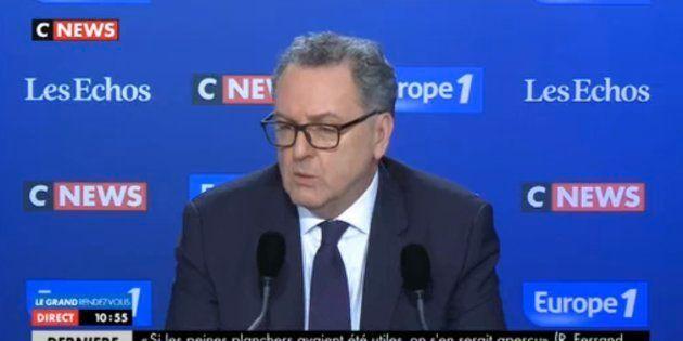 Richard Ferrand rappelle à François de Rugy qu'il est prévu que son mandat soit remis en