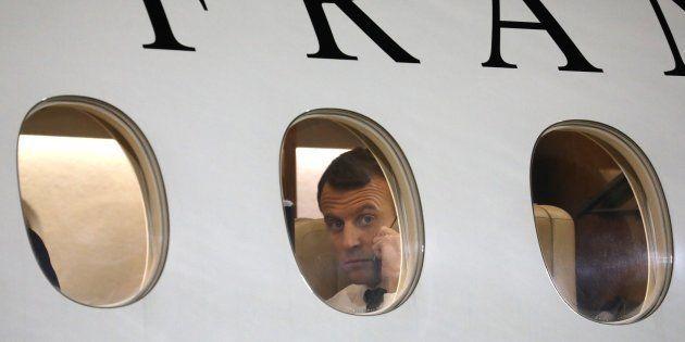 Le Falcon présidentiel pour parcourir 110 kilomètres? Le train de vie de Macron en désaccord avec sa...
