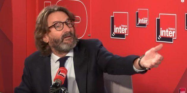 Frédéric Beigbeder a (re)fait ses adieux à France Inter, cette fois avec un certain