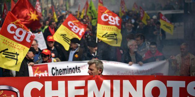 Grève SNCF: La CGT va poursuivre la mobilisation en juillet mais ne précise pas sous quelle