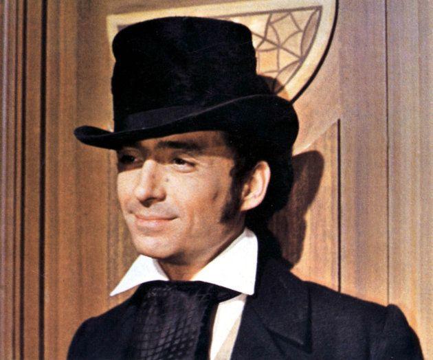 Claude Brasseur dans le rôle de Vidocq dans la série