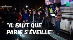 À Paris, Ruffin tente de rallier les citadins sans gilet jaune... aux gilets