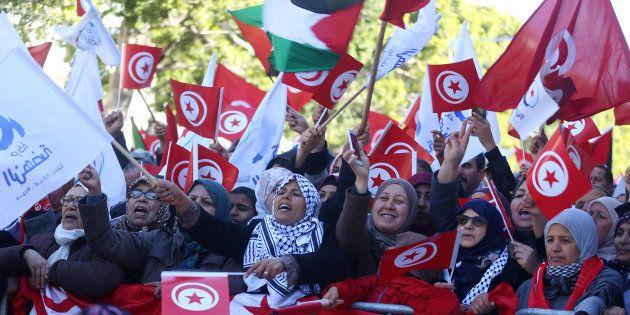 La Tunisie a fêté les 7 ans de sa révolution dans un contexte