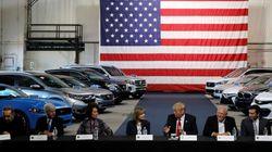 L'automobile américaine a perdu des emplois malgré les promesses de