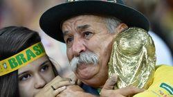 Les fils de ce supporter brésilien emblématique perpétuent sa mémoire en