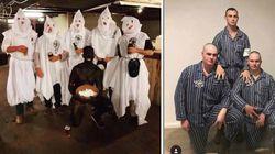 Ces étudiants déguisés en nazis et en membres du Ku Klux Klan pour une soirée font scandale en