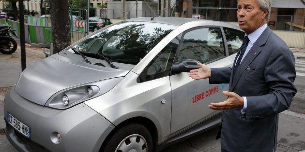 Autolib': Les villes adhérentes vont casser le contrat de Bolloré, et rien ne dit que vous serez