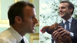 Comment Macron a réussi à imposer ses images aux