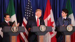 États-Unis, Canada et Mexique signent le nouveau traité de libre-échange