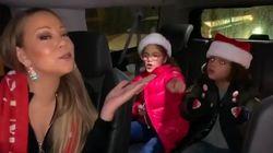Mariah Carey fait chanter ses enfants, mais ce n'est pas ce que tout le monde