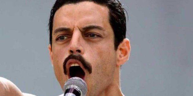 Rami Malek, qui incarne Freddie Mercury dans Bohemian