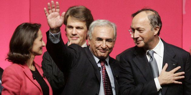 En 2006, Stanislas Guérini est une petite main de la campagne de Dominique Strauss-Khan lors de la primaire...
