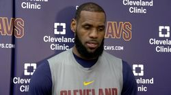 Pour le Martin Luther King Day, LeBron James dénonce le