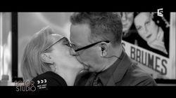 Le baiser de Meryl Streep et Tom Hanks dans