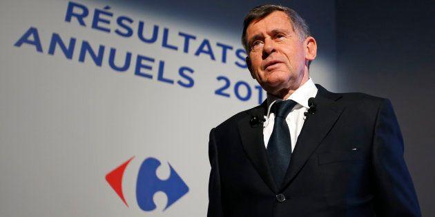 Georges Plassat, ancien PDG de