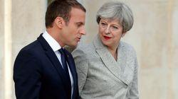 Macron à Calais : le Brexit va-t-il avoir une influence sur la crise
