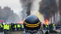 La manif des gilets jaunes sur les Champs plus sécurisée que la marche après
