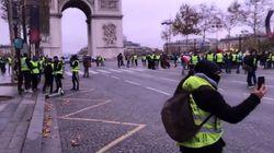 Plus de 5000 manifestants et 200 interpellations sur les