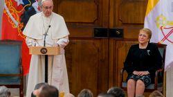 Le pape exprime sa