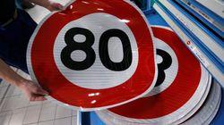 Le décret sur les routes secondaires à 80 km/h publié au JO, après des mois de