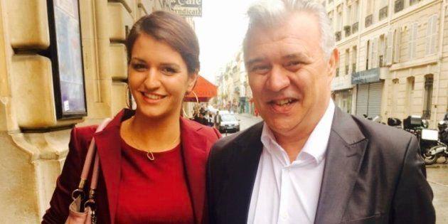 La ministre Marlène Schiappa a posté une photo de son père en répondant à ses critiques sur une citation...